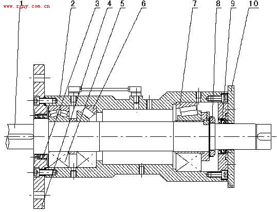 如何安装调整调心滚子轴承